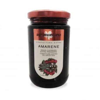 Confettura Agrimontana Amarene 350 Gr