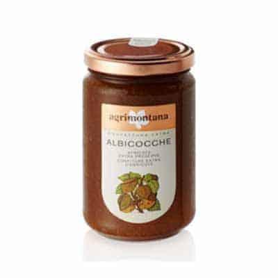 Confettura Agrimontana Albicocche
