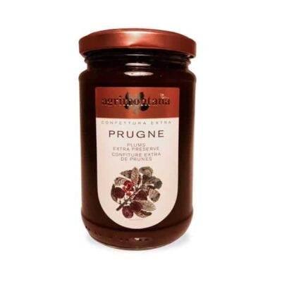 Confettura Agrimontana Prugne 350 Gr