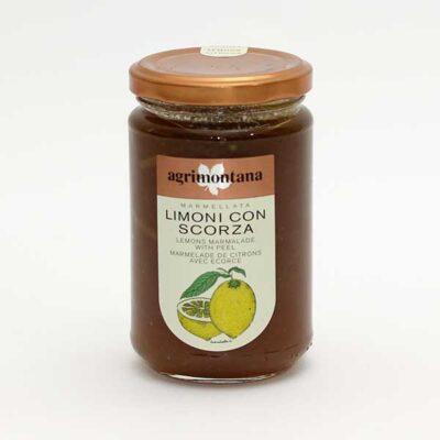 Confettura Agrimontana Limoni 350 Gr