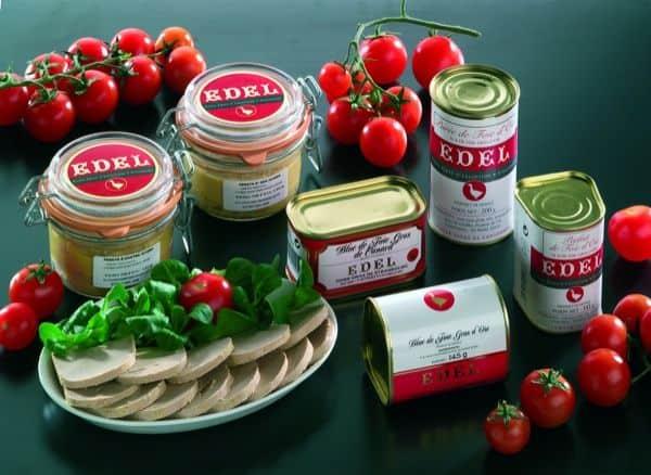 Edel fegato d oca latta 145 gr carosi web store for Acque pure italia recensioni