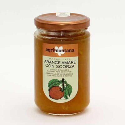 Confettura Agrimontana Arance 350 Gr
