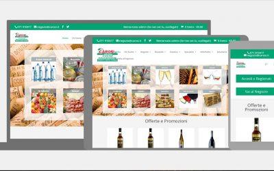 Benvenuti nel Carosi Web Store